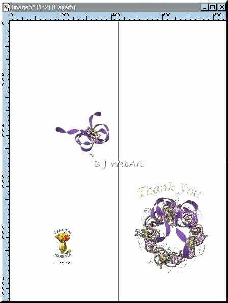 Quarter Fold Birthday Card Template Gallery Template