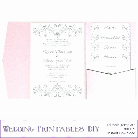 Quarter Fold Card Template Printable Greeting Cards Best
