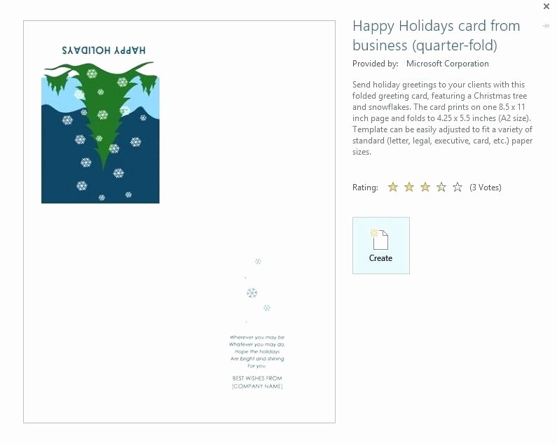 Quarter Fold Greeting Card Template – Meetwithlisafo
