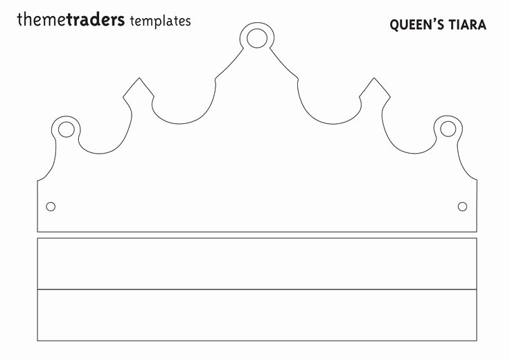 Queens Tiara Template 3508×2480 From themetraders