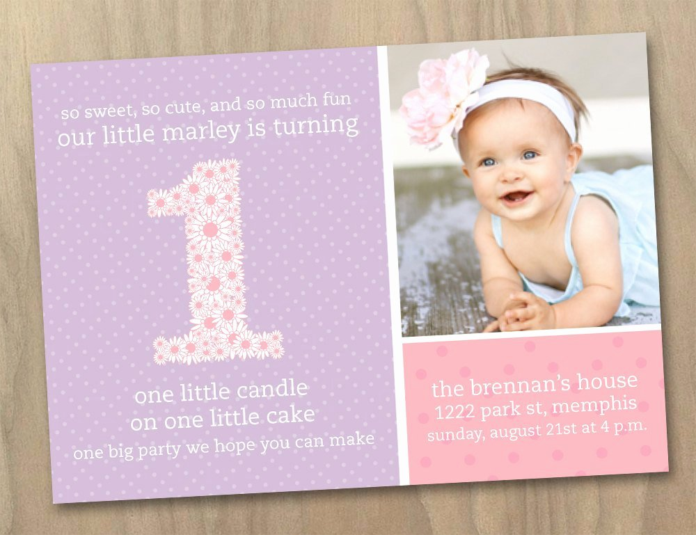 Quotes for Baby Girl First Birthday Quotesgram