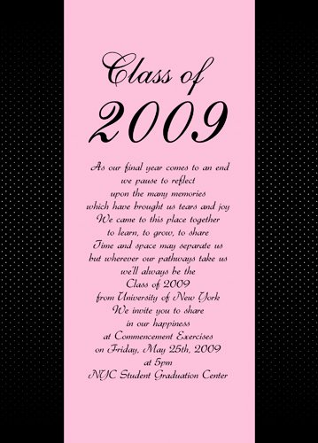Quotes for Graduation Party Invitations Quotesgram