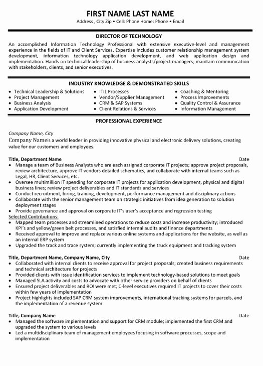 Radiology Manager Resume Resume Ideas