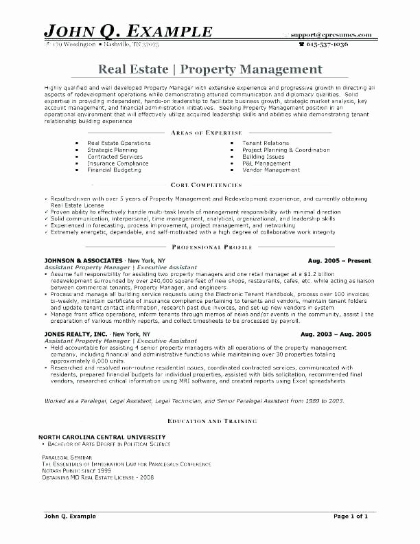 Real Estate Agent Resume Sample Real Estate Broker Resume