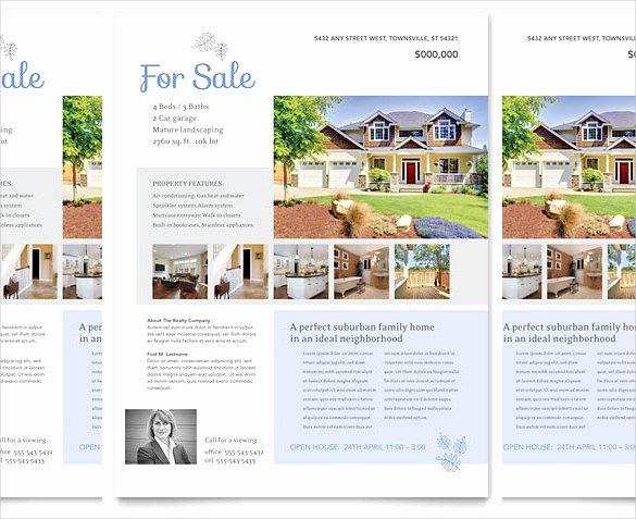 Real Estate Brochure Templates Template Design Ideas