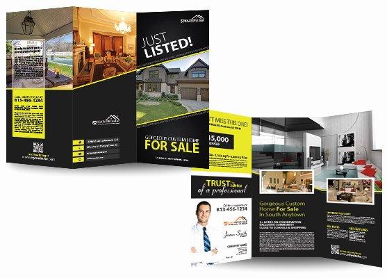 Real Estate Brochures Templates Ideas Realty Studio Design