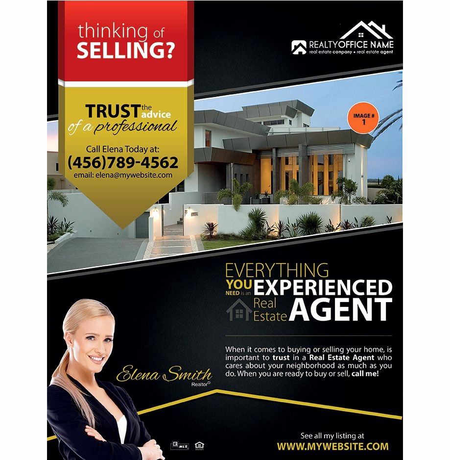 Real Estate Flyer Ideas Real Estate Agent Flyer Ideas