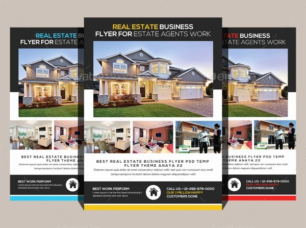 Real Estate Flyers – 30 Free Pdf Psd Ai Vector Eps