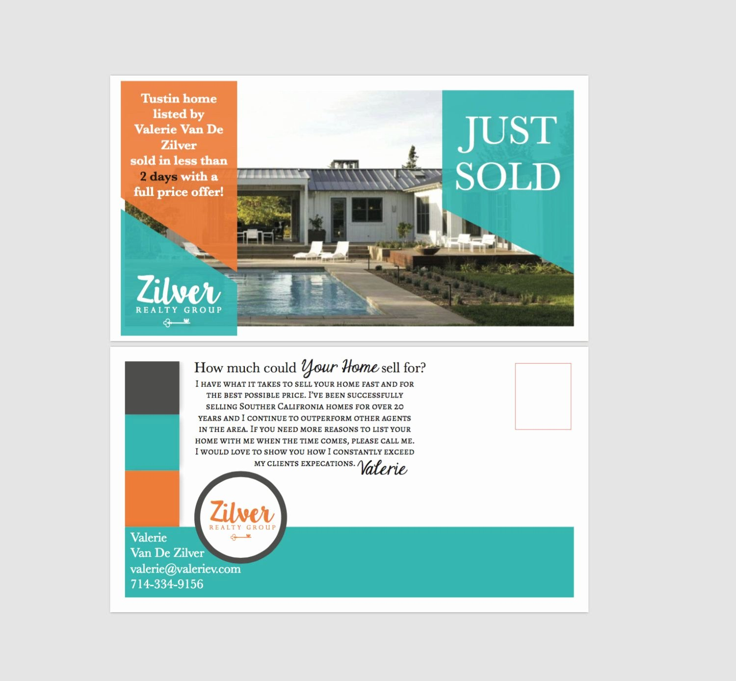 Real Estate Just sold Flyer Templates Yourweek 00f7eeeca25e
