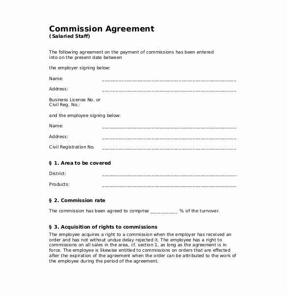 Real Estate Mission Agreement form New York Real Estate Disbursement form Cda Brokermint