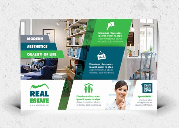 Real Estate Postcard Template – 22 Free Psd Vector Eps