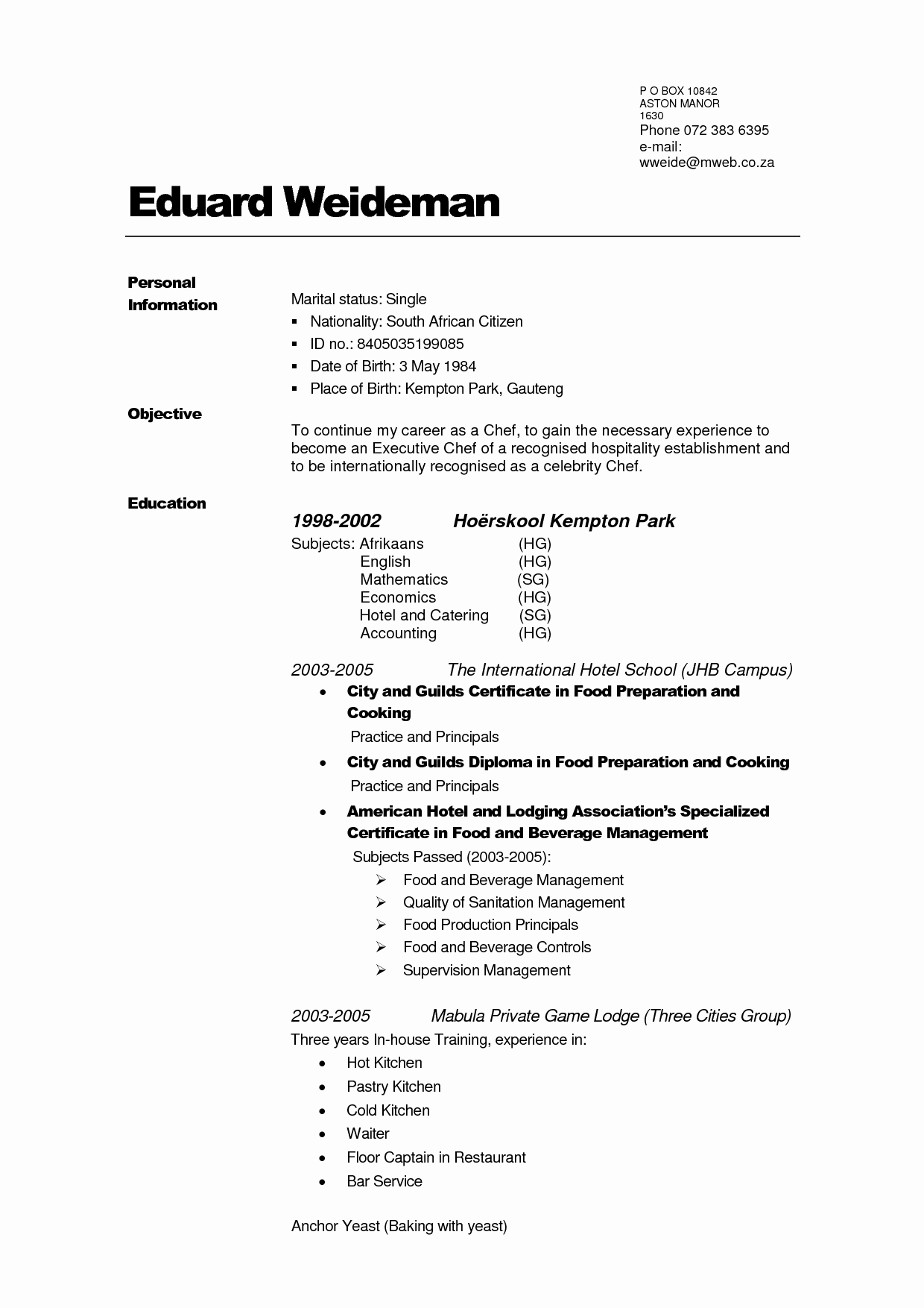 Really Free Resume Builder Resume Ideas
