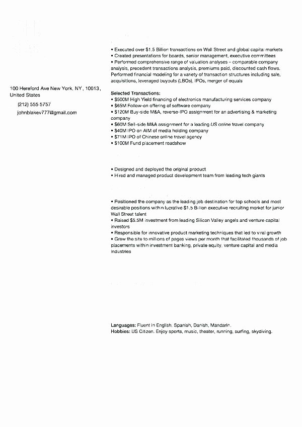 Really Free Resume – Llunfo