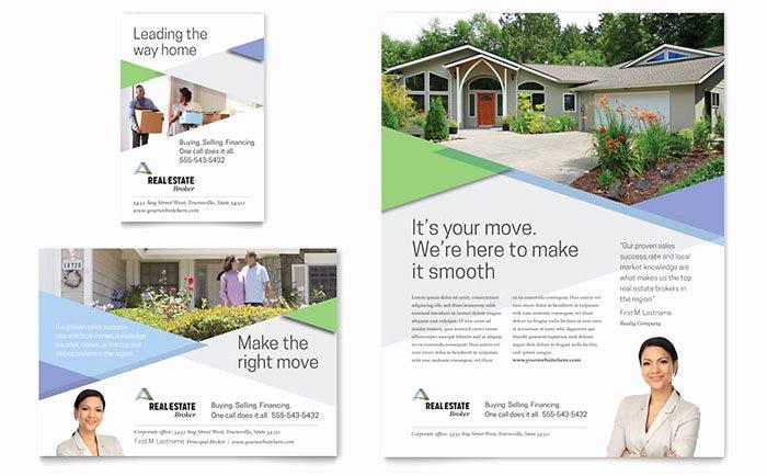 Realtor Flyer & Ad Template Design