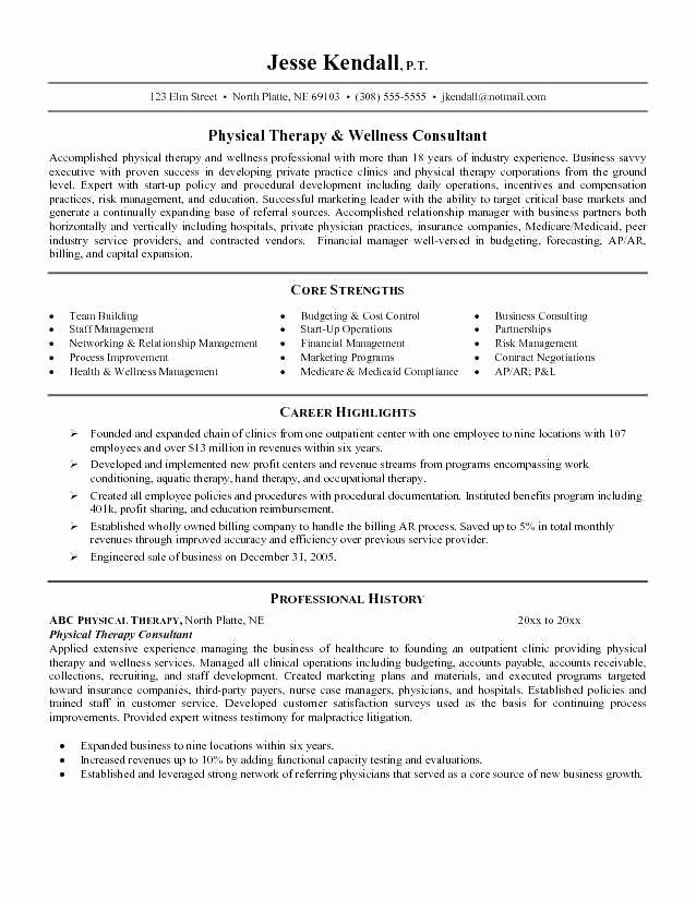 Recent College Graduate Resume Unique College Student