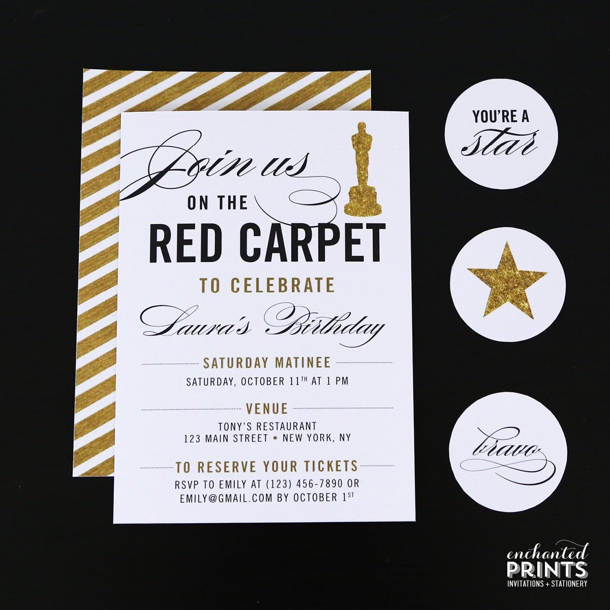 red carpet birthday party invitation utm medium=product listing promoted&utm source=bing&utm campaign=paper & party supplies paper