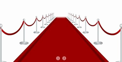Red Carpet Invitations Templates Free