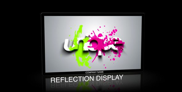 Reflection after Effects Template Download Free Apps