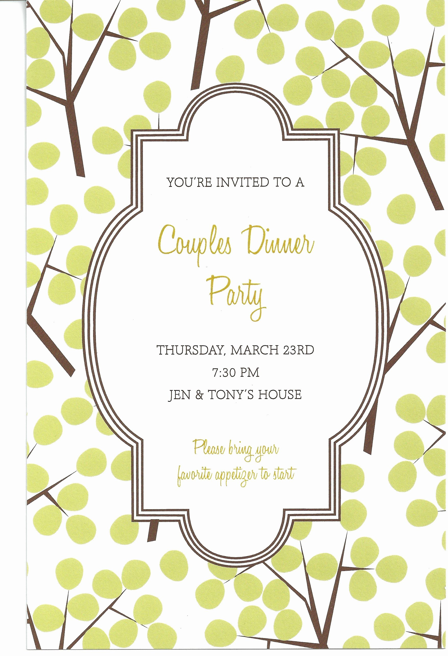 Rehearsal Dinner Invitations Templates Free