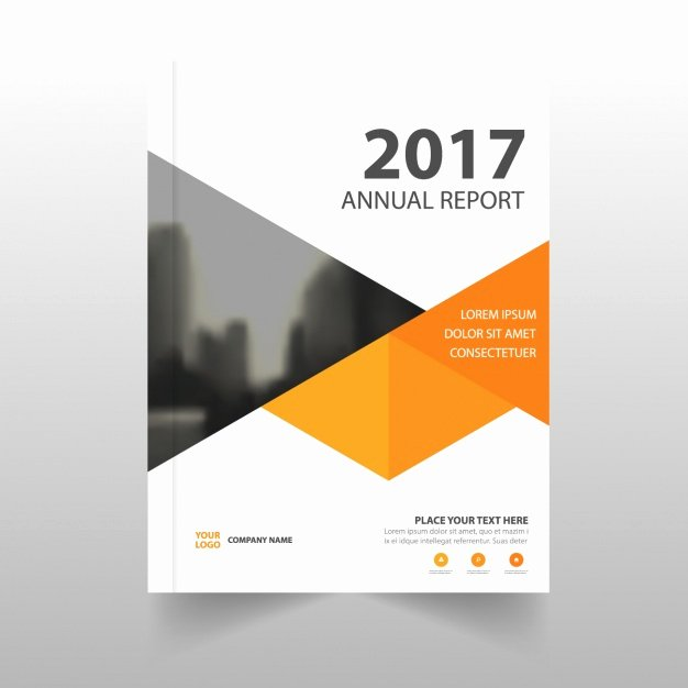 Report Cover Template Template Report Cover Design