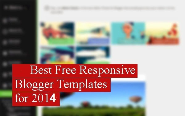 Responsive Templates for Blogger