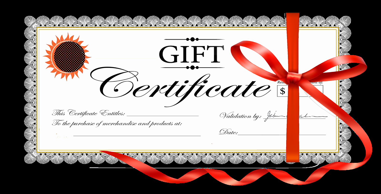 restaurant t certificate template