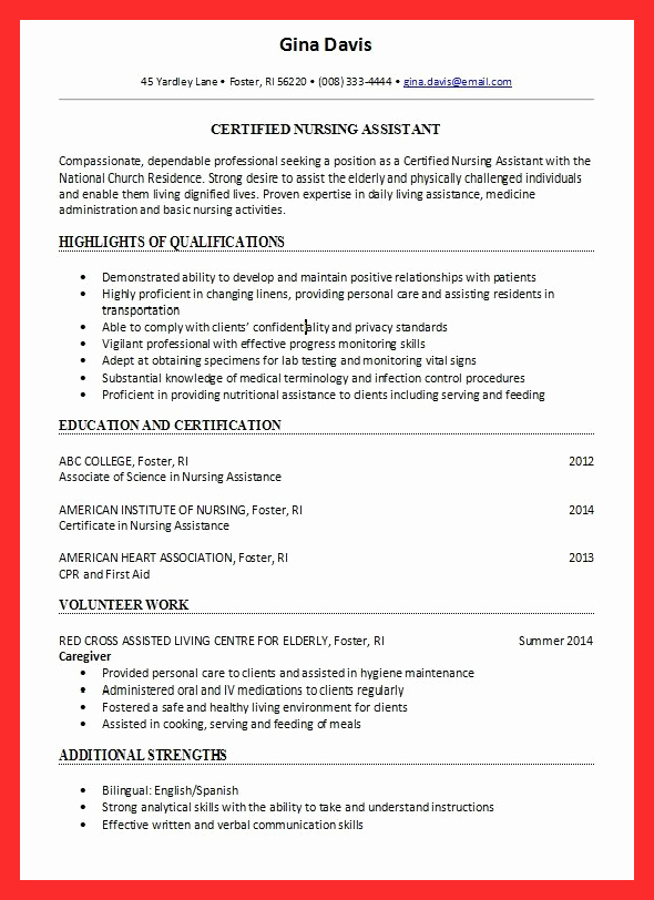 Resume 2016 Template