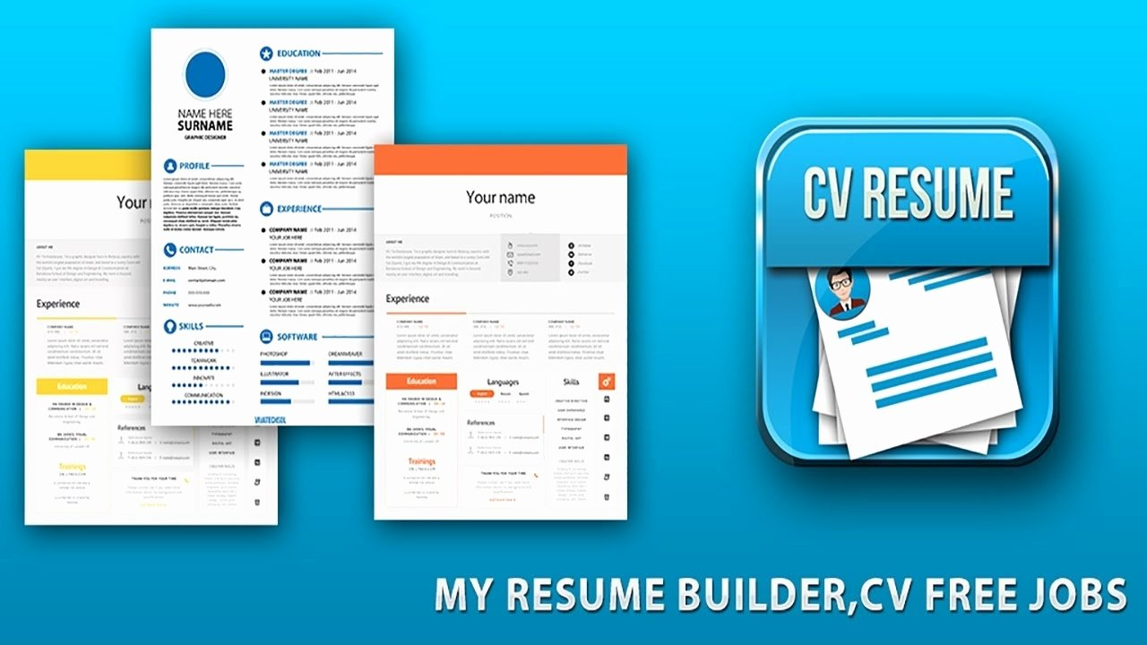 Resume Builder App android