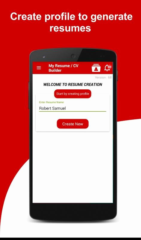 Resume Builder Free 5 Minute Cv Maker & Templates Apk
