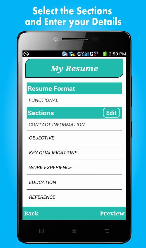 Resume Builder Pro 5 Minutes Cv Maker & Templates