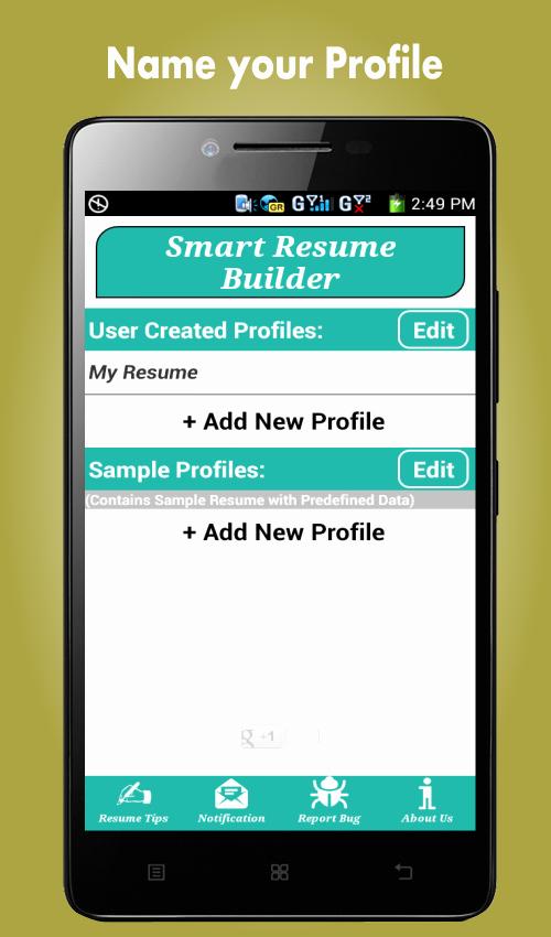 Resume Builder Pro 5 Minutes Cv Maker & Templates
