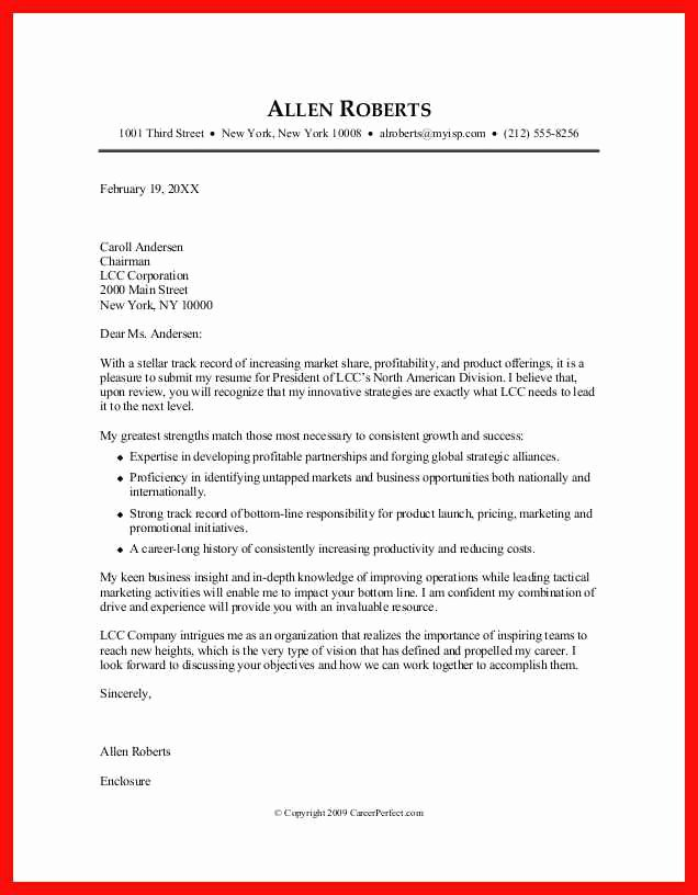 resume cover letters 2016