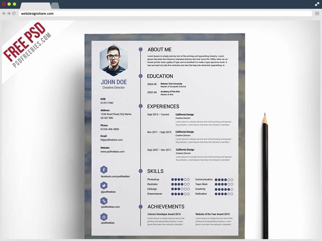 Resume Creator software Free Download