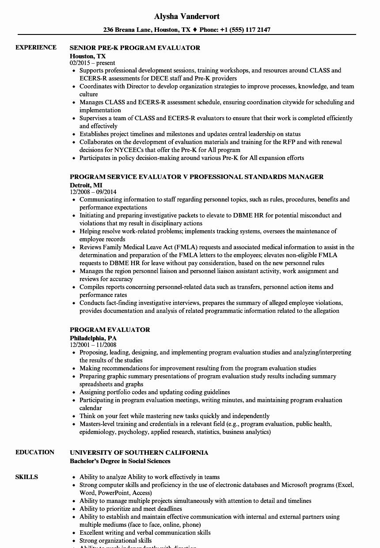Resume Evaluator Graduate School Application Resume