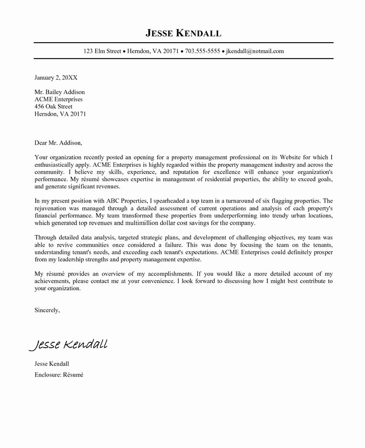 Resume Example Resume Cover Letter Examples Ideas