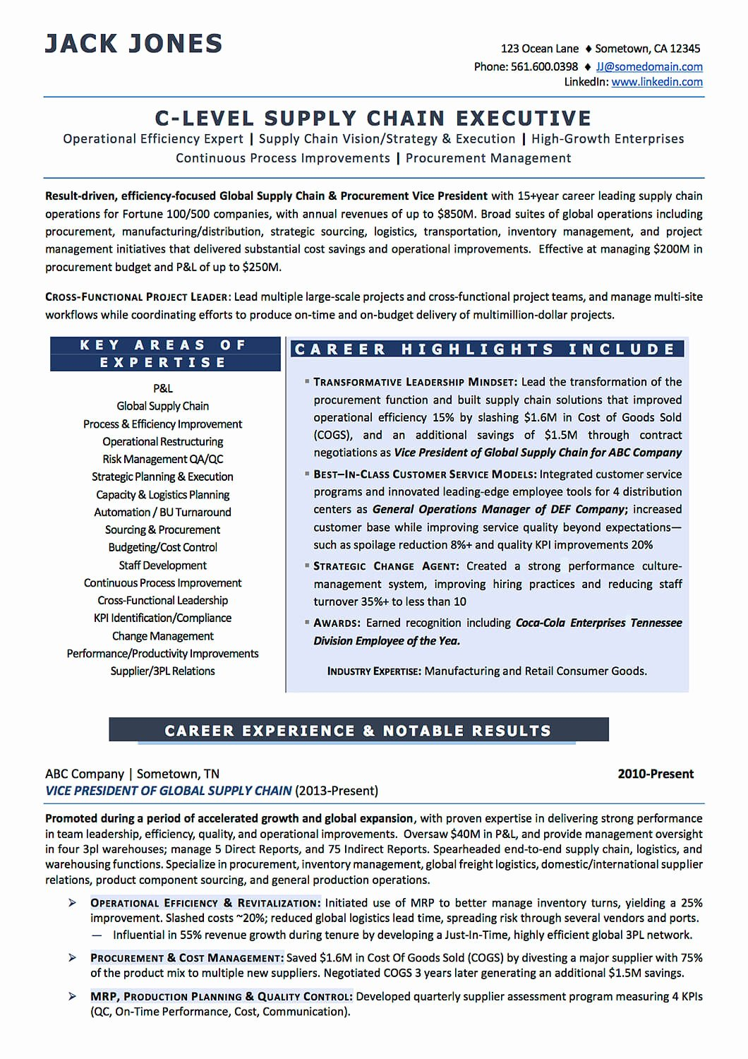 Resume Examples Cv Sample Resume Templates