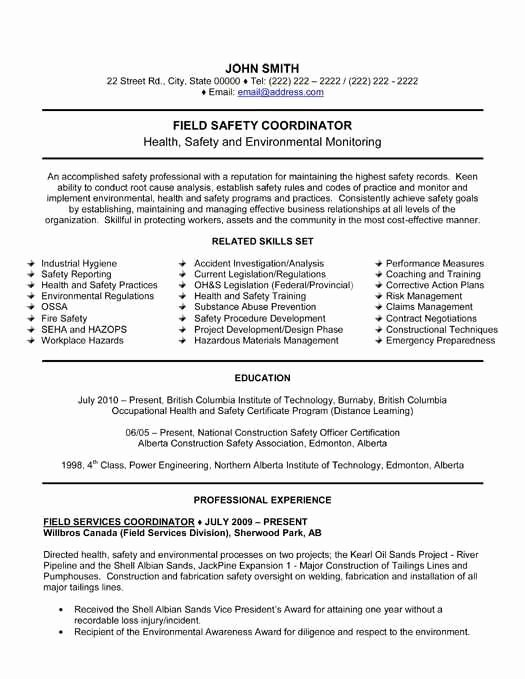 Resume Examples for Older Workers Fresh Resume for Older