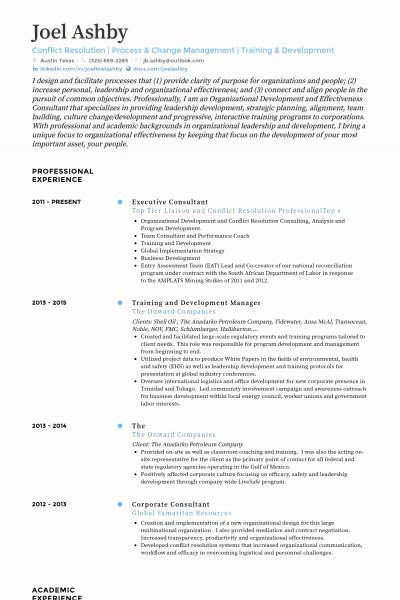 Resume Examples Resume for Older Workers as Resume Letter