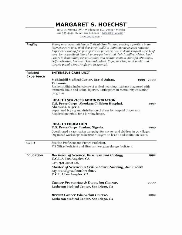 Resume Generator Online – Gyomorgyurufo