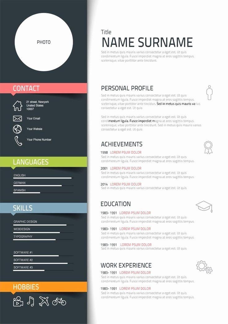Resume Graphic Design Best Resume Gallery