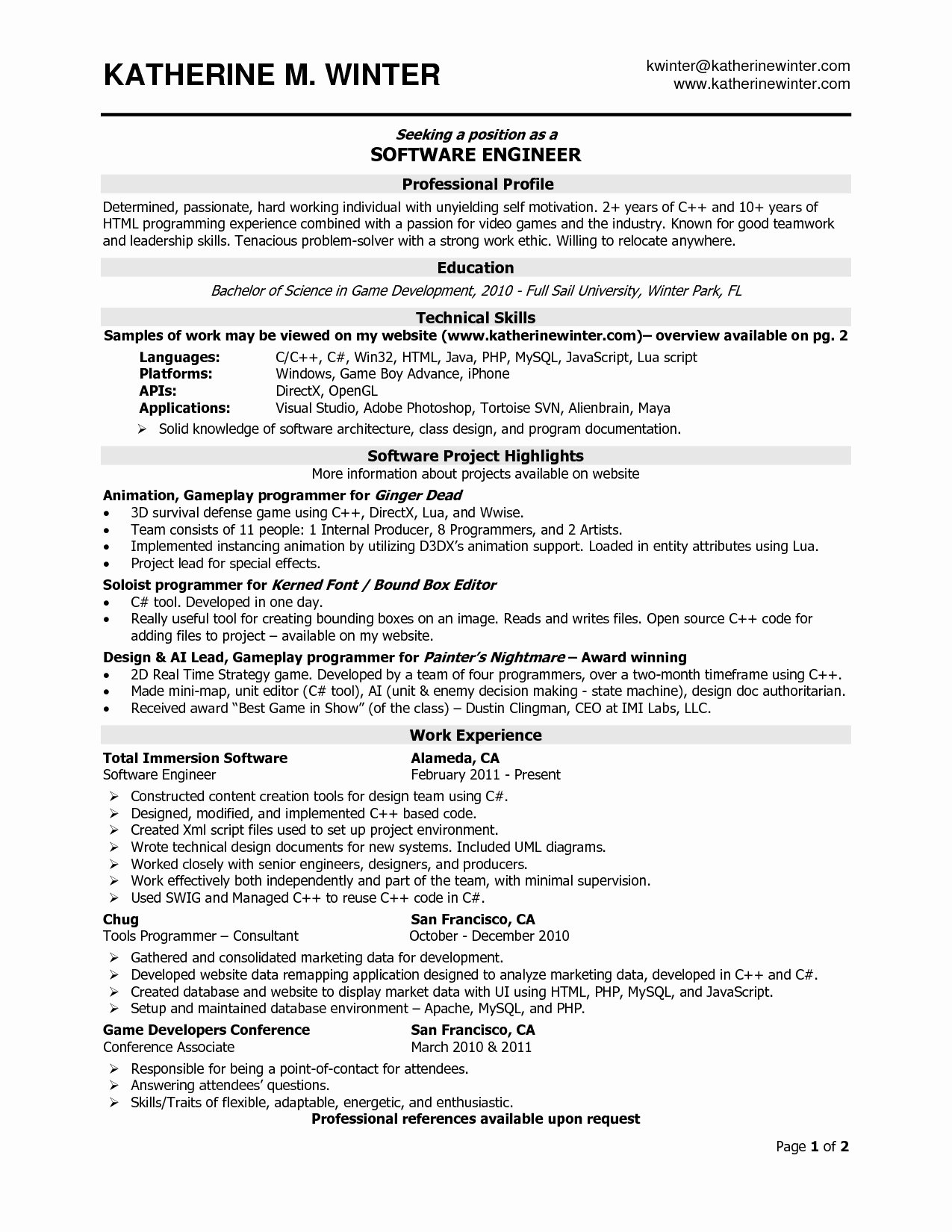 Resume Java Developer Sample Resume Data Analyst Java
