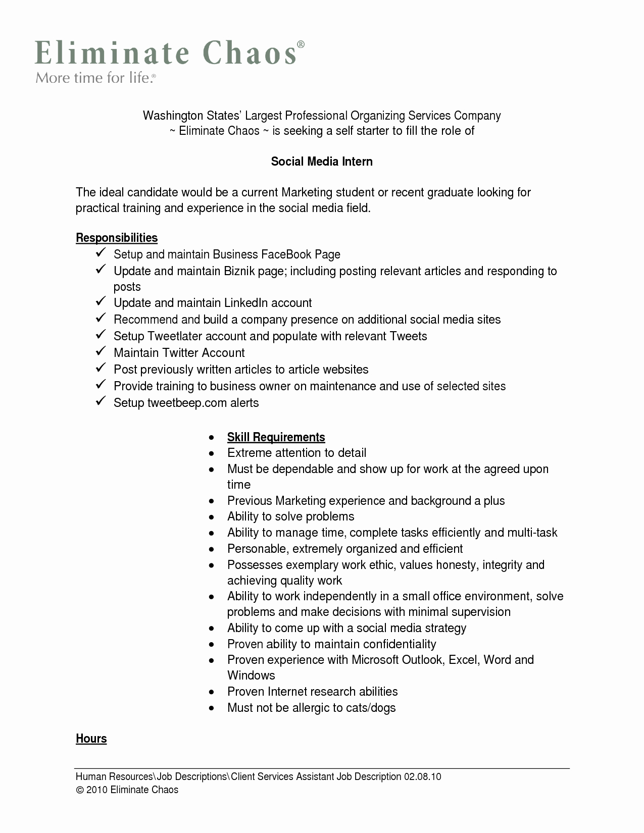 Resume Key Terms Sample Resumes for Jobs Entry Level