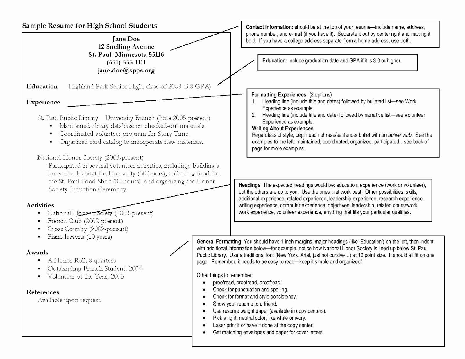 Resume Keywords List and Phrases Sidemcicek