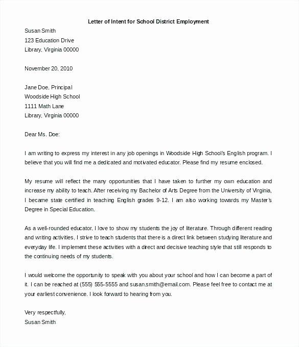 Resume Letter Of Interest – Mkmafo