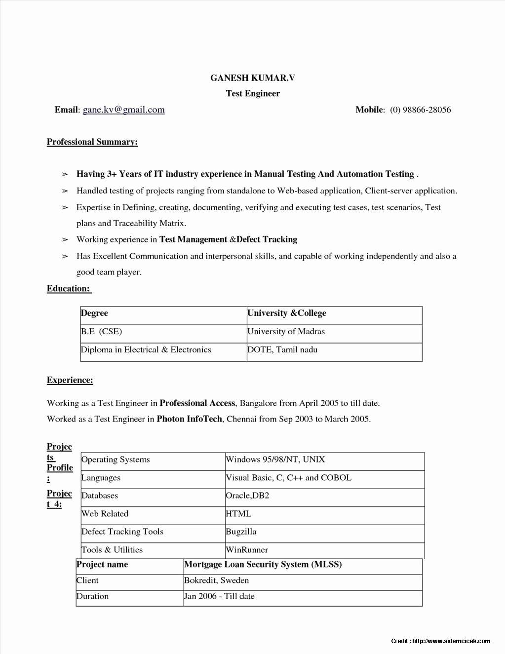 Resume Maker Free Download Windows 7 Resume Resume