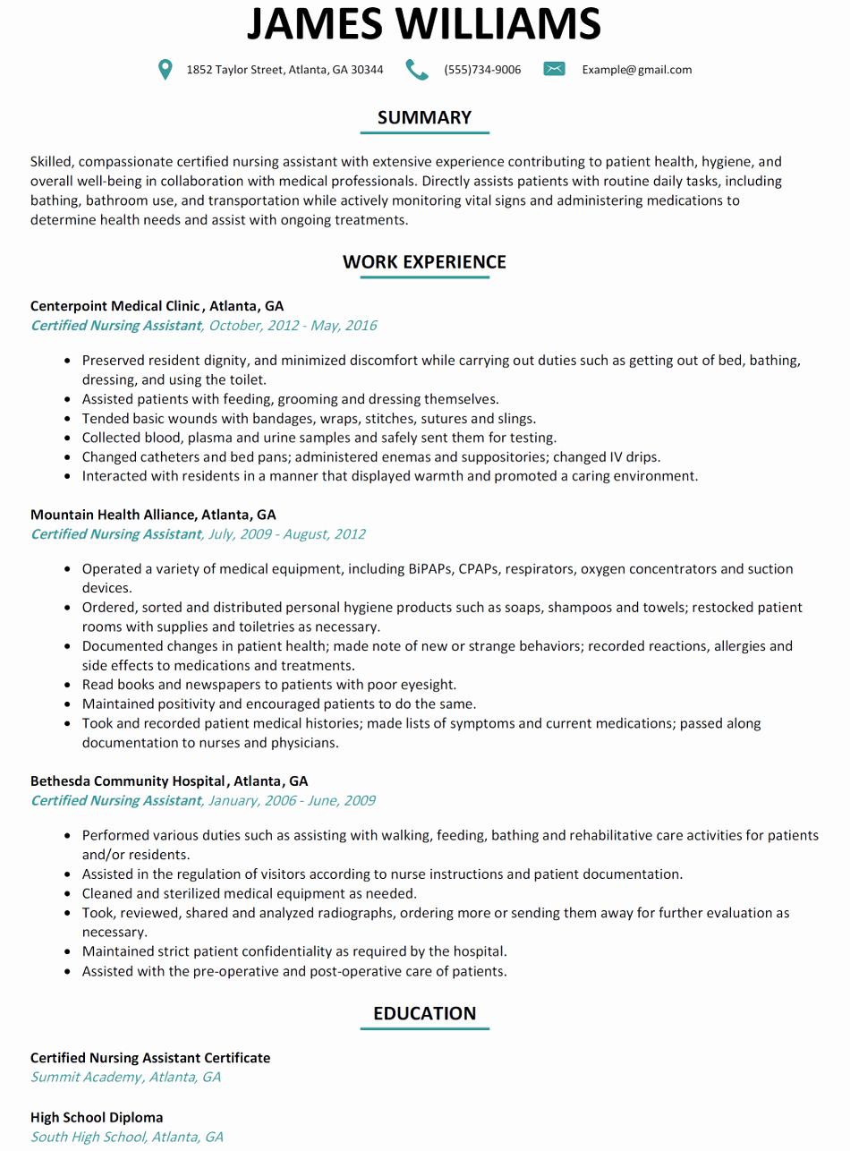 Resume Maker Free Line