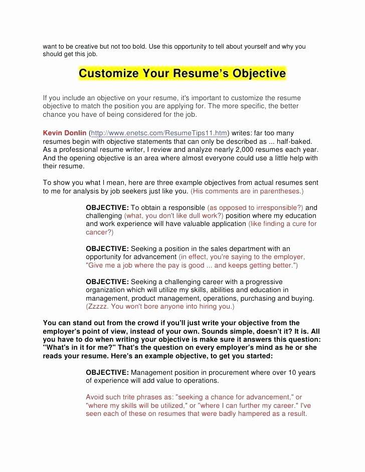 Resume Margins Fiveoutsiders