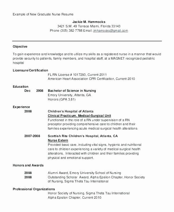 Resume Mission Statement Example – Administrativelawjudgefo
