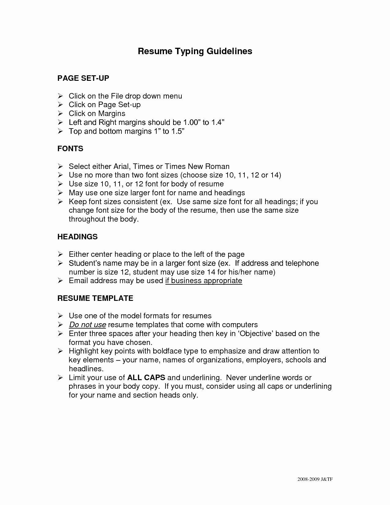 Resume Objective for A Career Fair Bongdaao