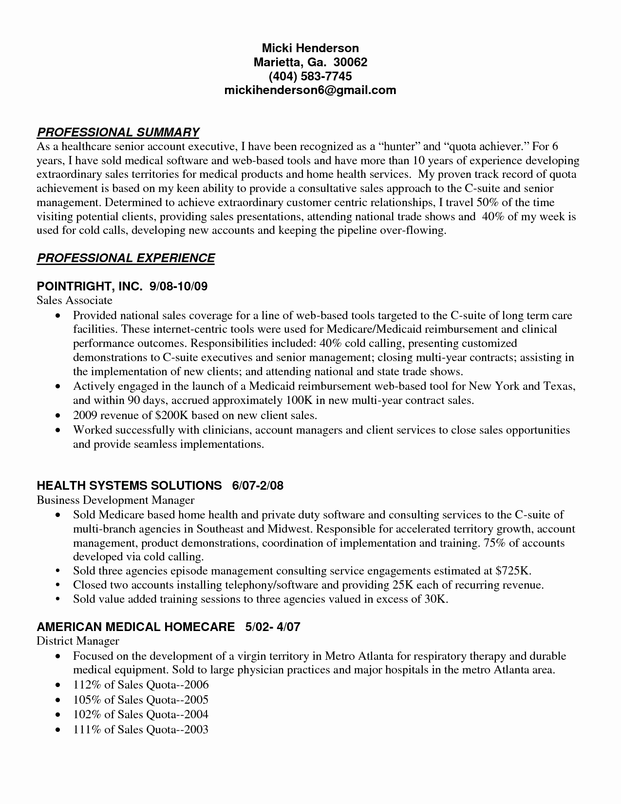 Resume Objective for Healthcare Resume Ideas